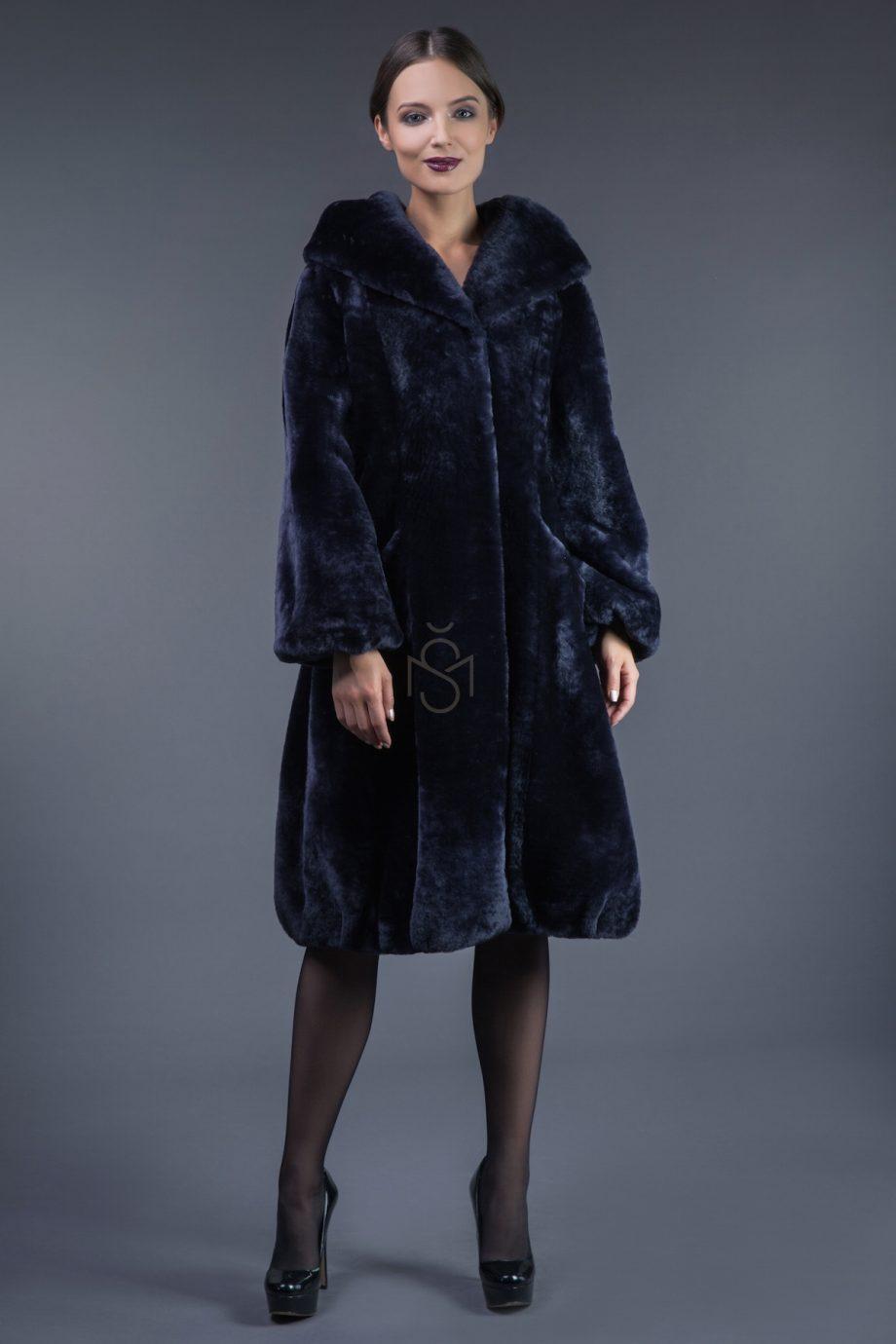 Muton sheepskin Coat