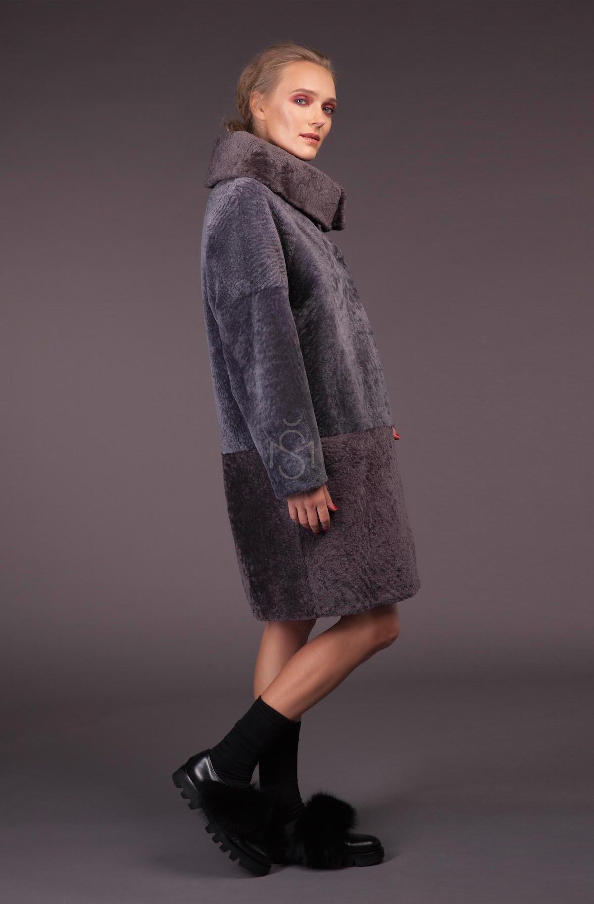 Mutono avikailio kailio paltas