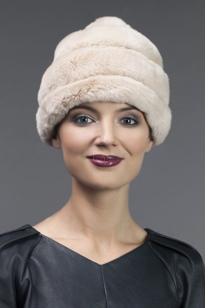 rekso kailio kepurė