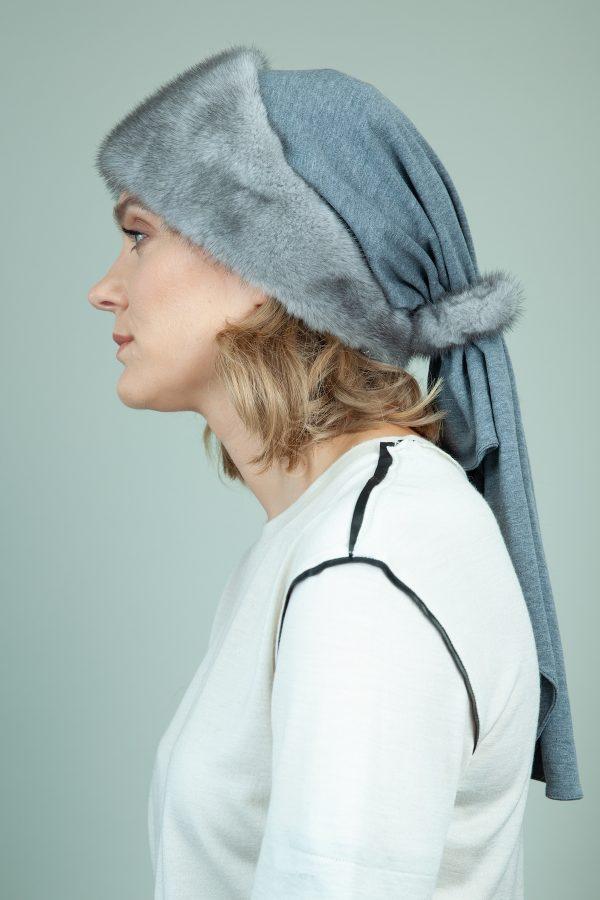 audines kailio kepure su vilnos trikotazu