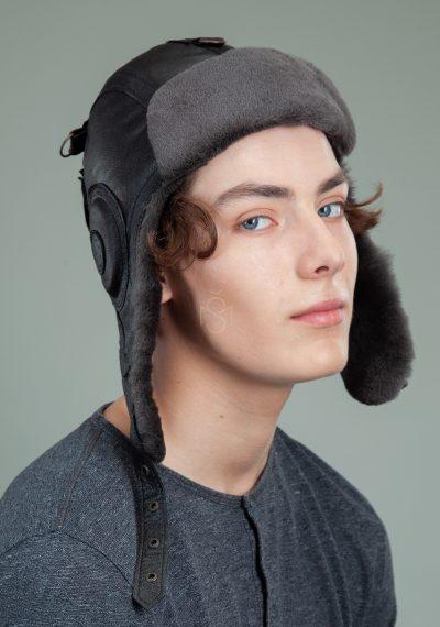 avikailio aviatoriaus ausine kepure