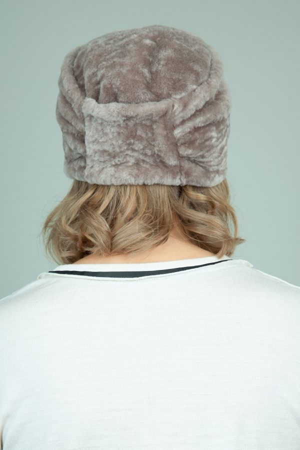 biezinio avikailio kailio kepure