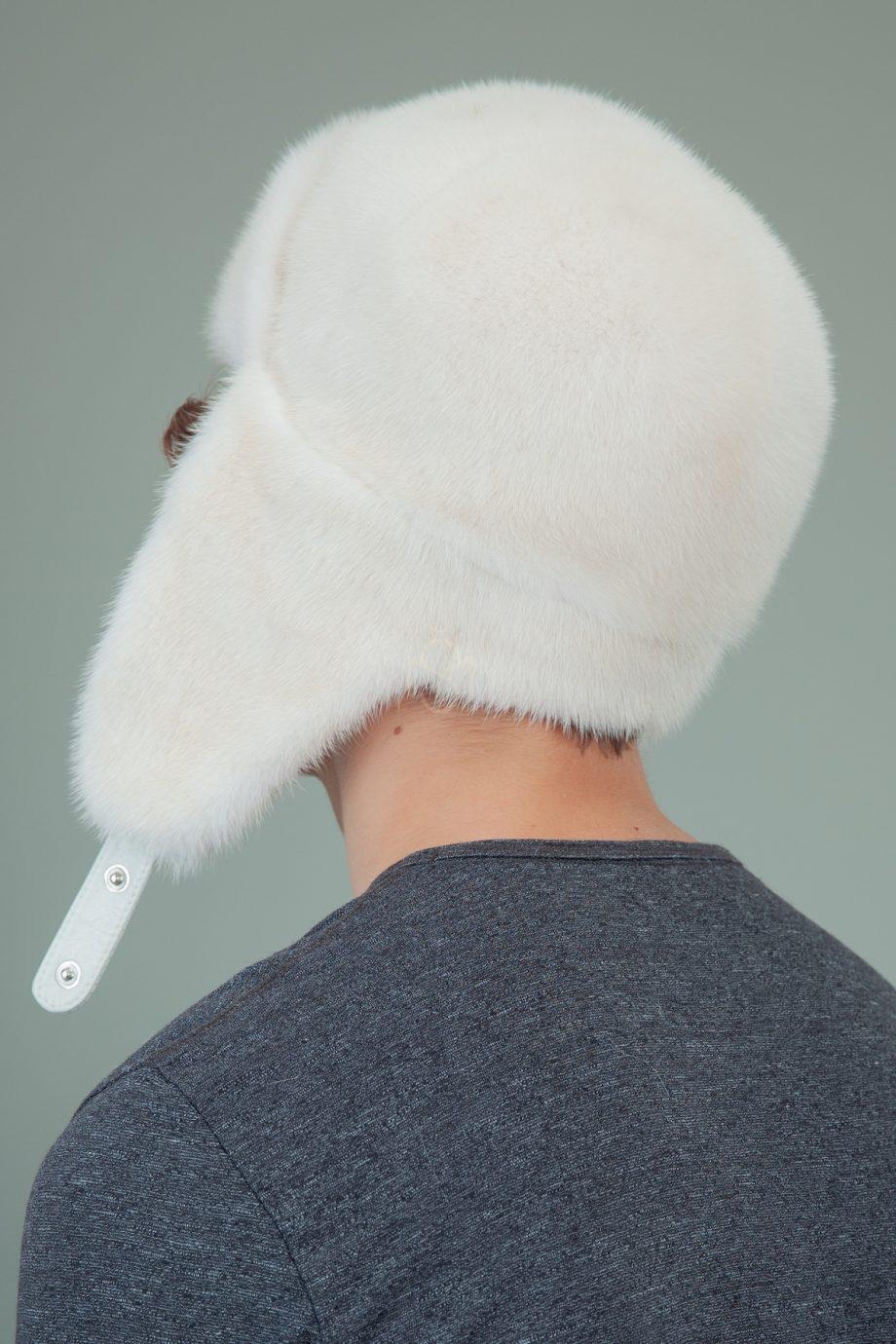 kristalo audines kepure su susegamomis ausimis vyrams