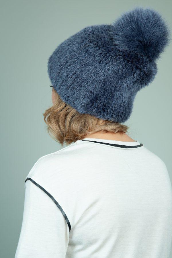 megzta melsvos audines kailio kepure su bumbulu