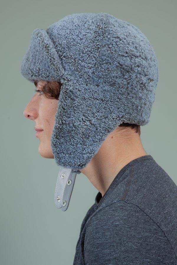 melyno avikailio kepure su susegamomis ausimis